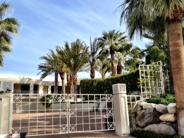 "pictures of celebrities homes in palm springs в""– 112777"
